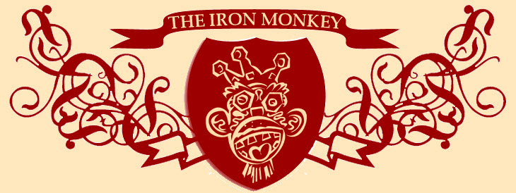 The Iron Monkey Logo